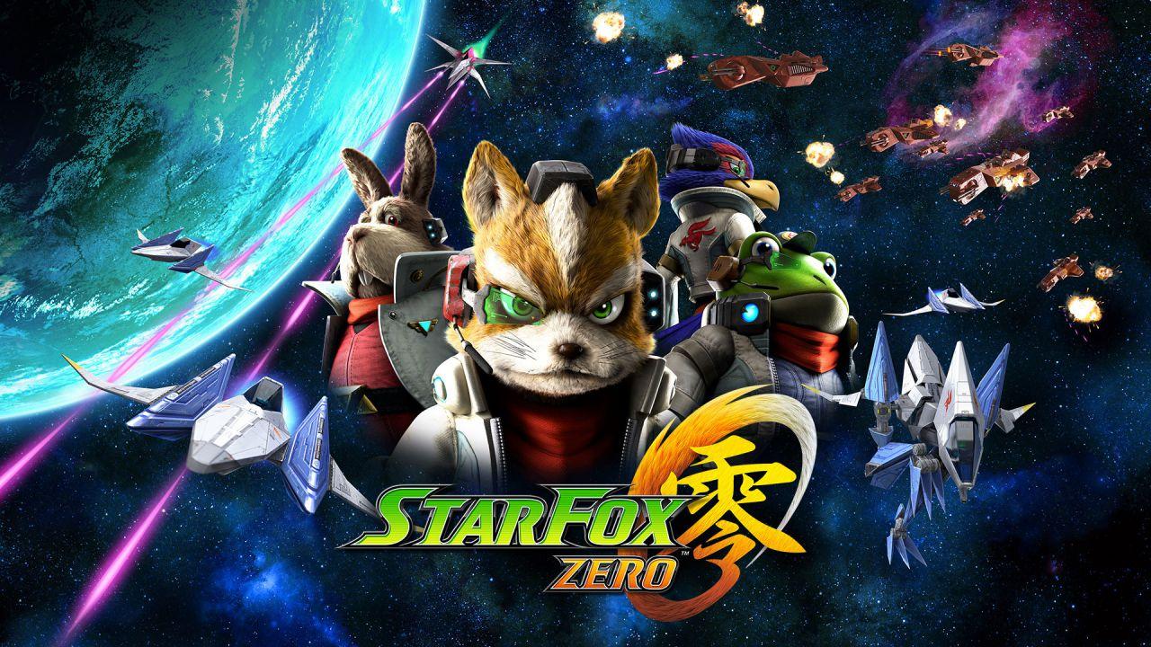 Star Fox Zero: il gioco si mostra in numerosi filmati di gameplay