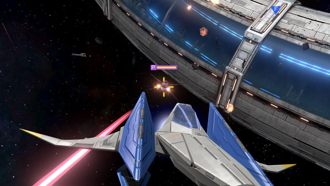 Star Fox Zero per Wii U: video gameplay dal PAX