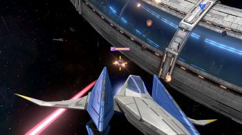 Star Fox Zero si mostra in due brevi video gameplay