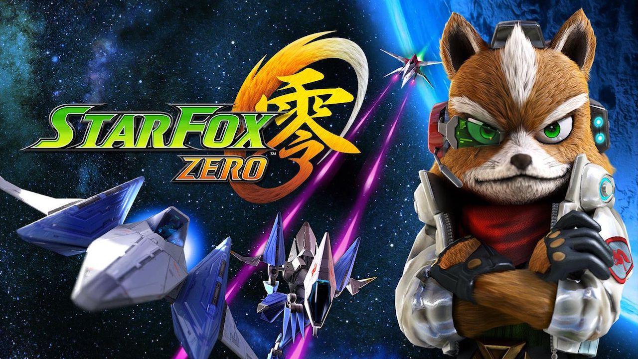 Star Fox Zero si mostra in un nuovo video gameplay
