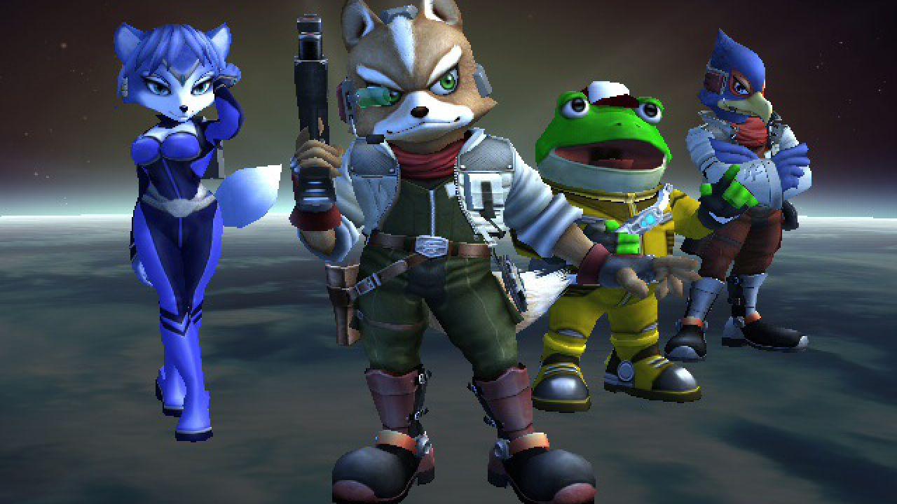 Star Fox Zero è una nuova esclusiva Wii U