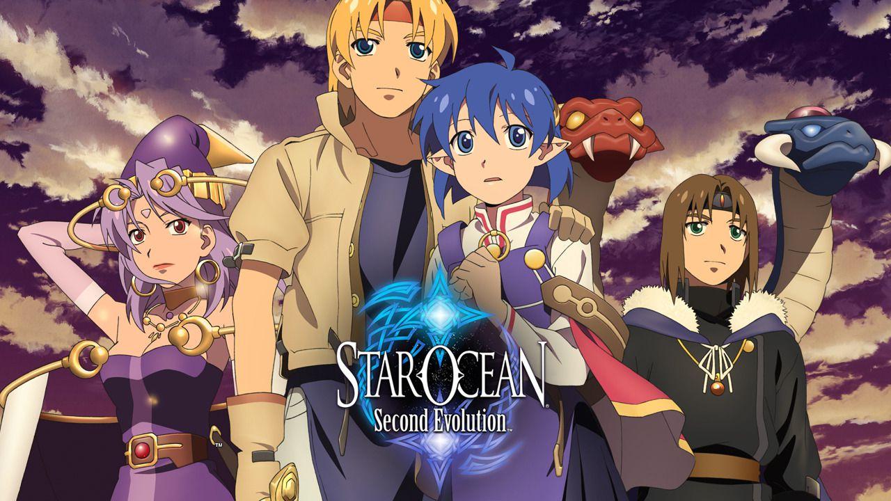 Star Ocean: Second Evolution arriva su PS Vita e PS4