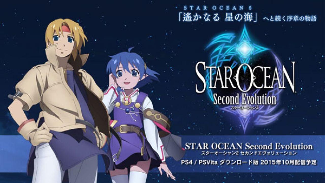 Star Ocean Second Evolution arriverà questo mese su PS4 e Vita