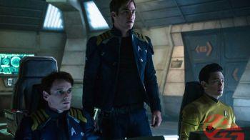 Star Trek Beyond: nuovi scatti online