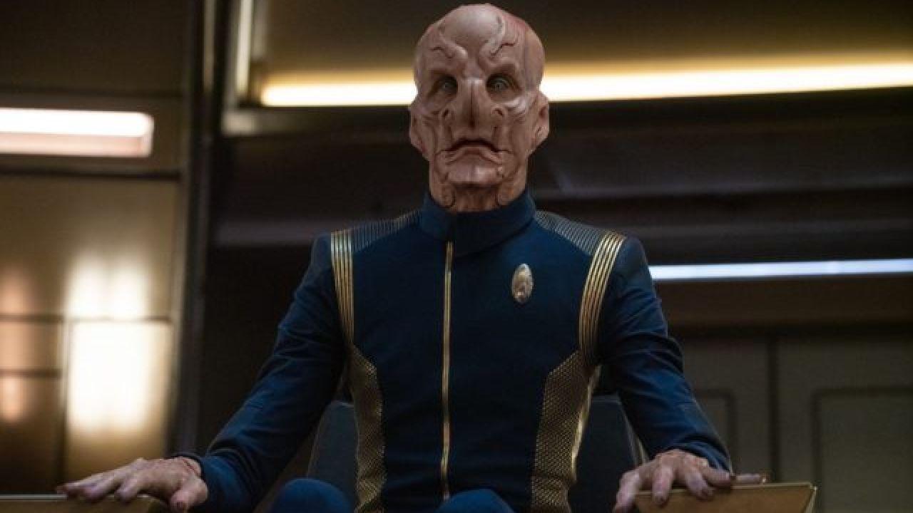 Star Trek: Discovery 3, Doug Jones commenta l'aspetto di Saru nel nuovo episodio