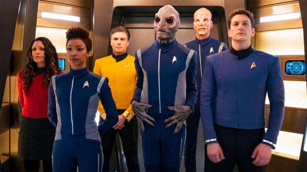 Star Trek Discovery: CBS annuncia un panel sulla serie durante il New York Comic-Con