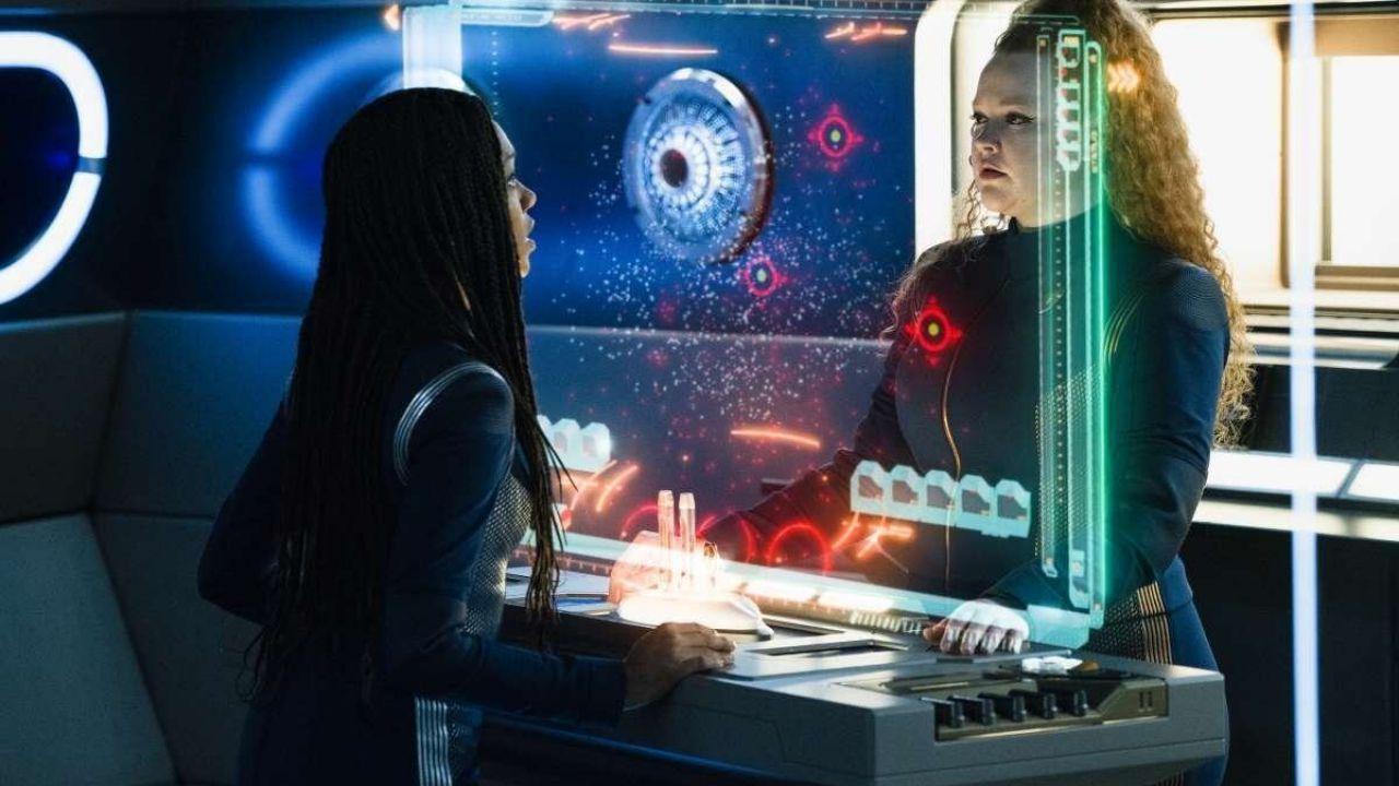 Star Trek: Discovery, le immagini ufficiali dell'episodio 3x07 'Unification III'