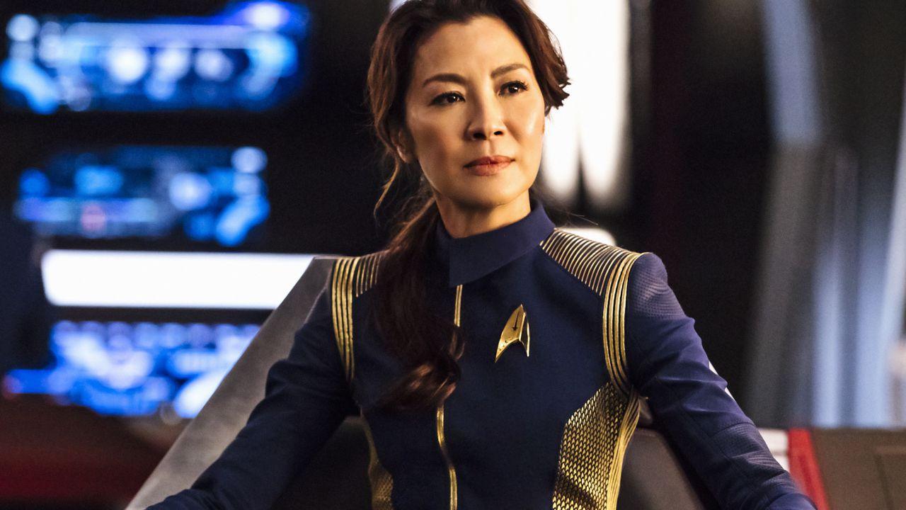 Star Trek: Discovery, Michelle Yeoh sul destino di Georgiou e lo spin-off Section 31