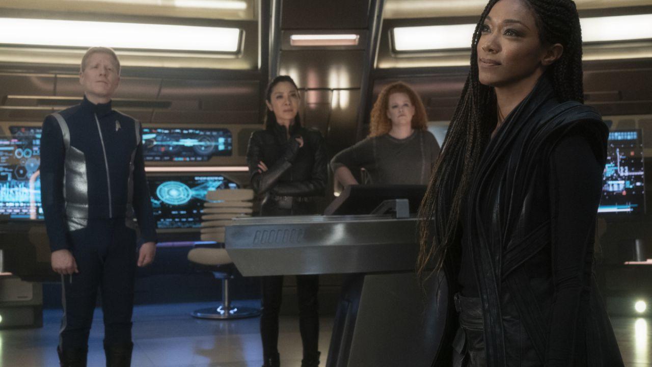 Star Trek Discovery: La serie ha rivelato da dove viene il cibo della Federazione