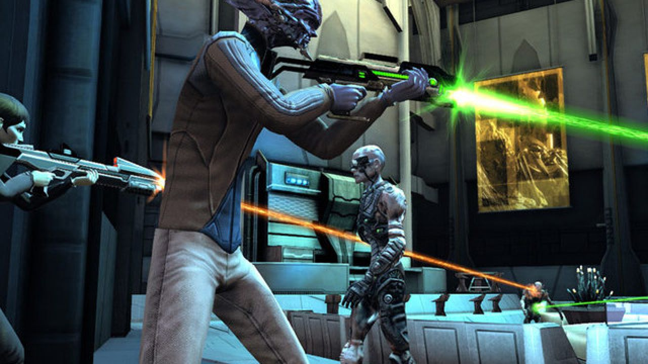 Star Trek Online è ora in Open Beta