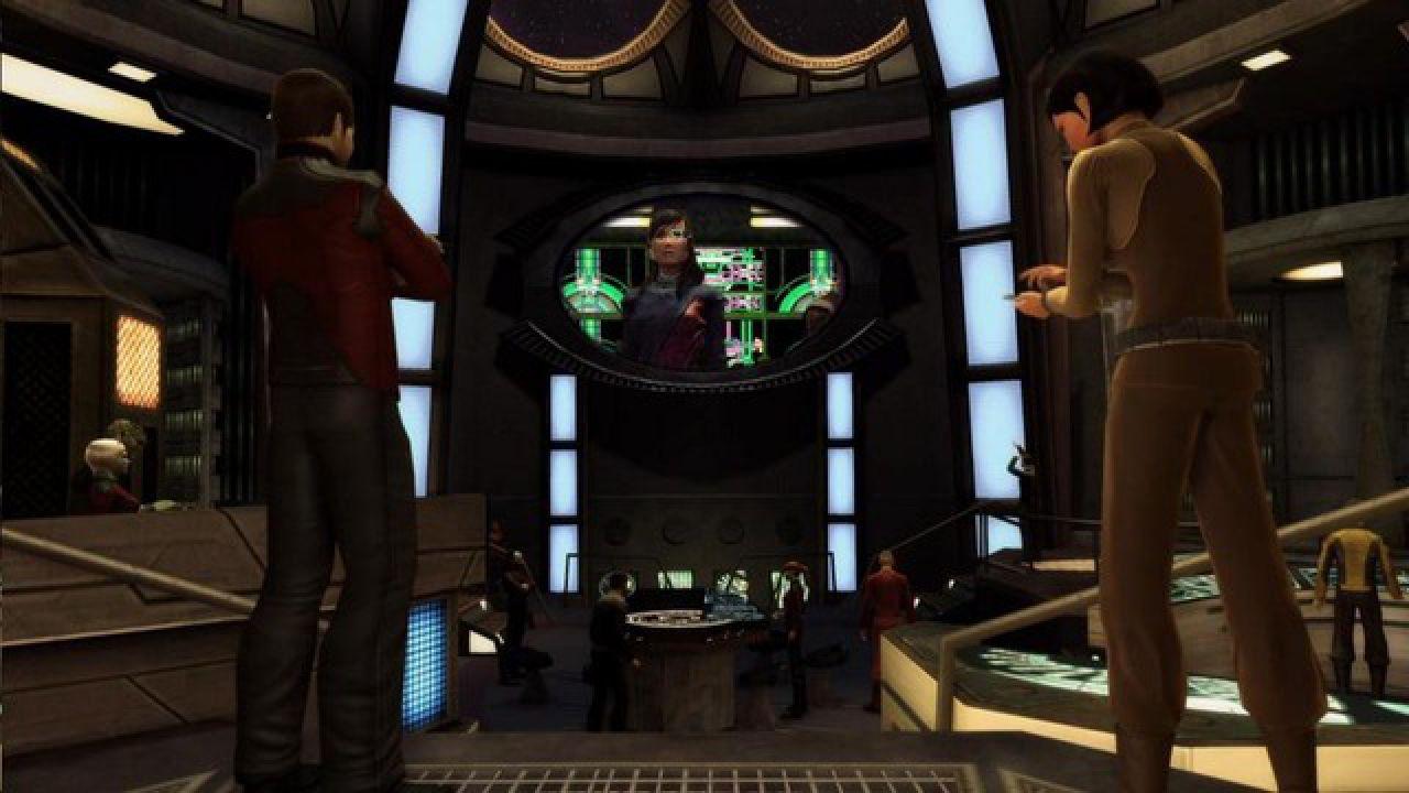 Star Trek Online: un trailer per l'editor Foundry