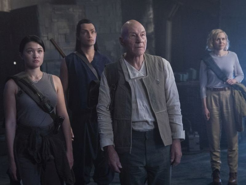 Star Trek: Picard, la serie andrà avanti finchè Patrick Steward non dirà basta
