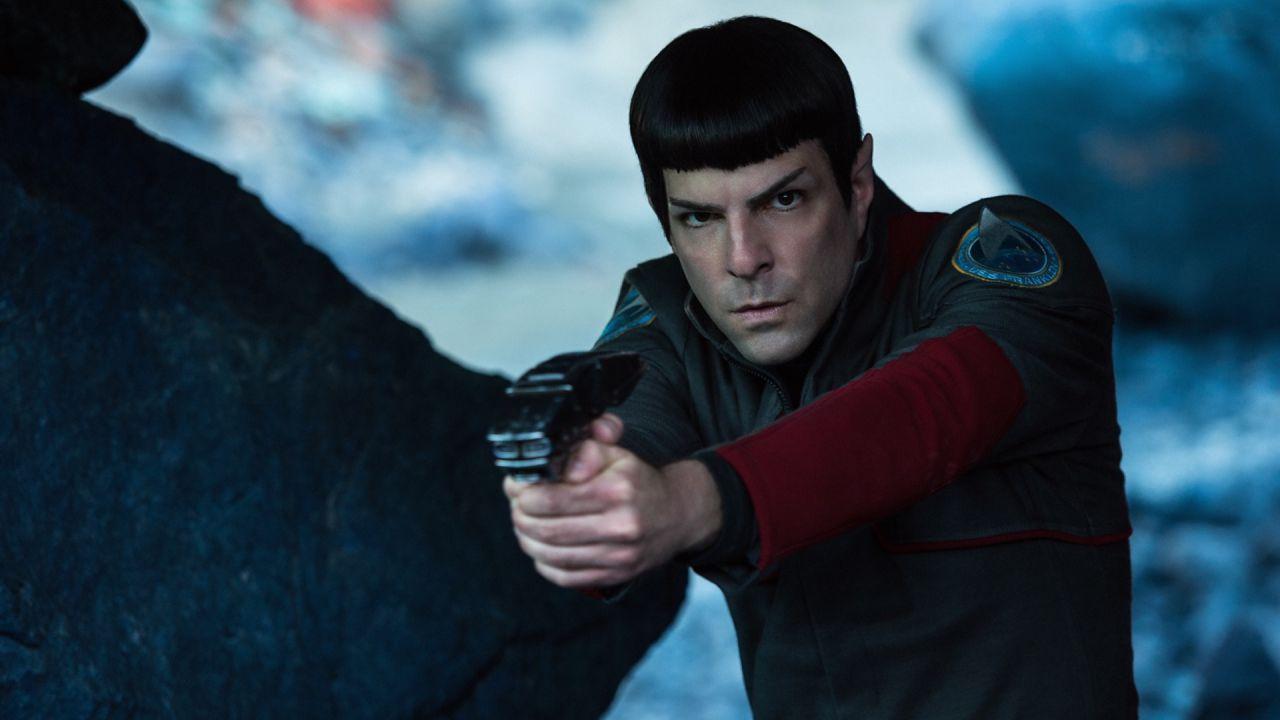 Star Trek, Zachary Quinto non ha idea quando o se tornerà ad interpretare Spock
