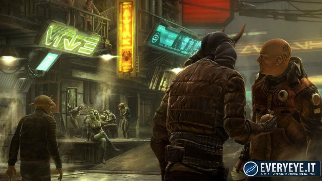 Star Wars 1313: alcune immagini dal gameplay