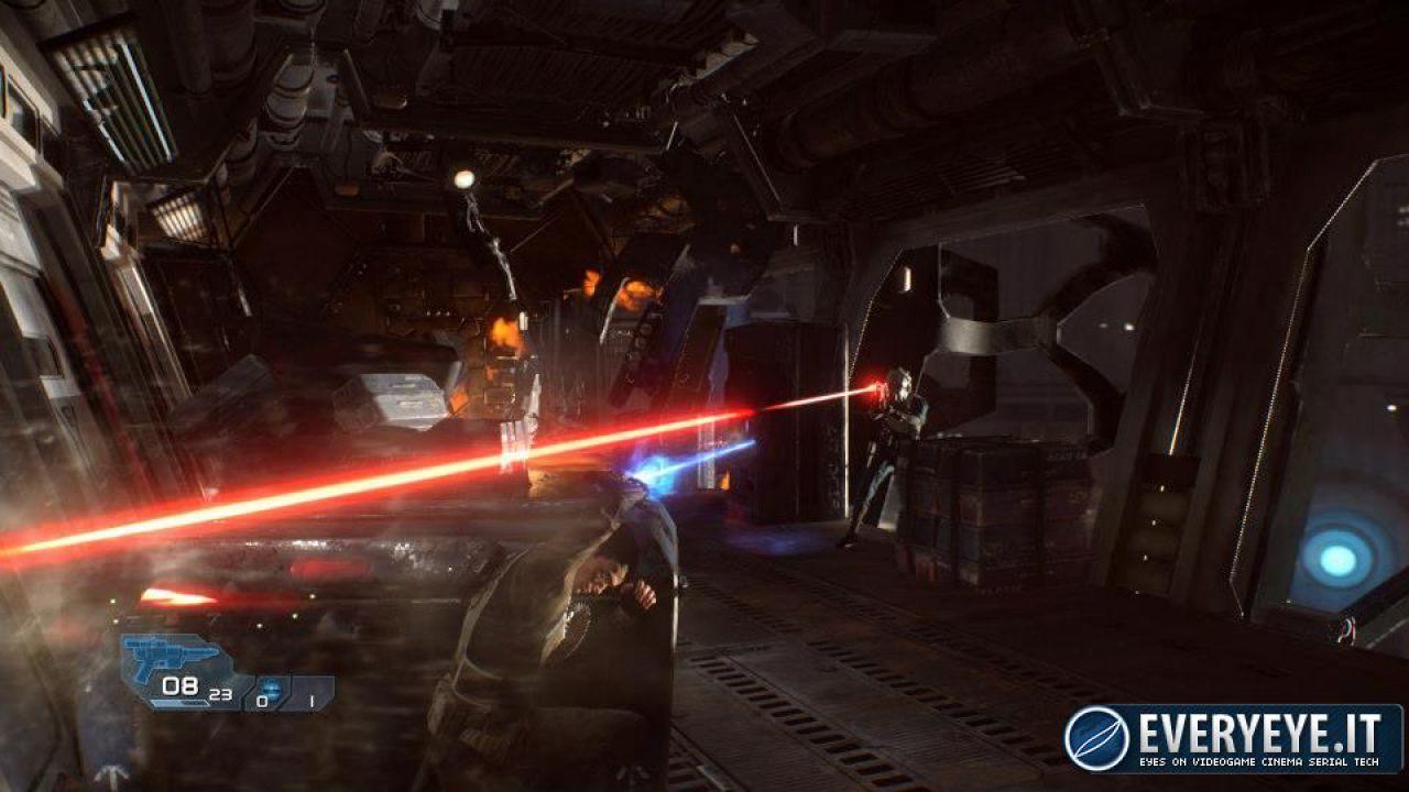 Star Wars 1313 è realizzato con l'Unreal Engine 3