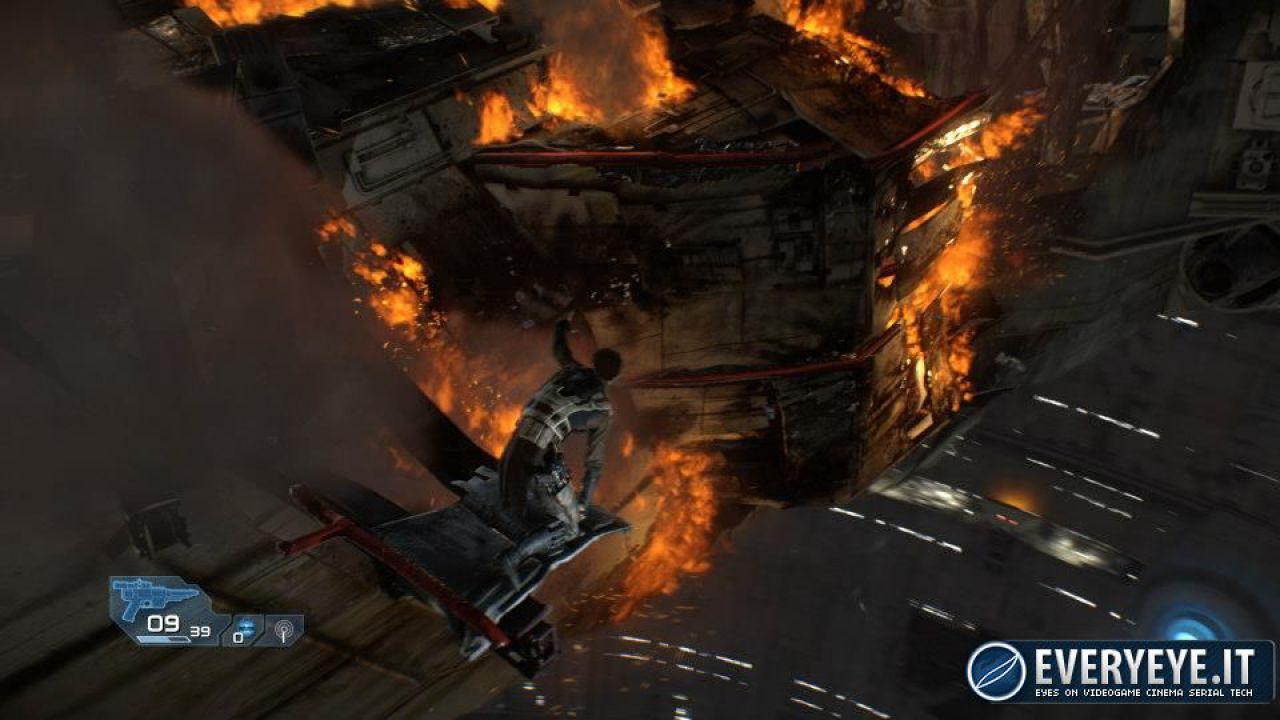 Star Wars 1313: video di gameplay