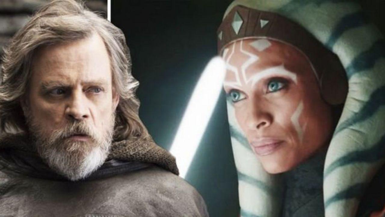 Star Wars: Ahsoka spingerà Luke all'esilio? Ecco la teoria legata a Gli Ultimi Jedi