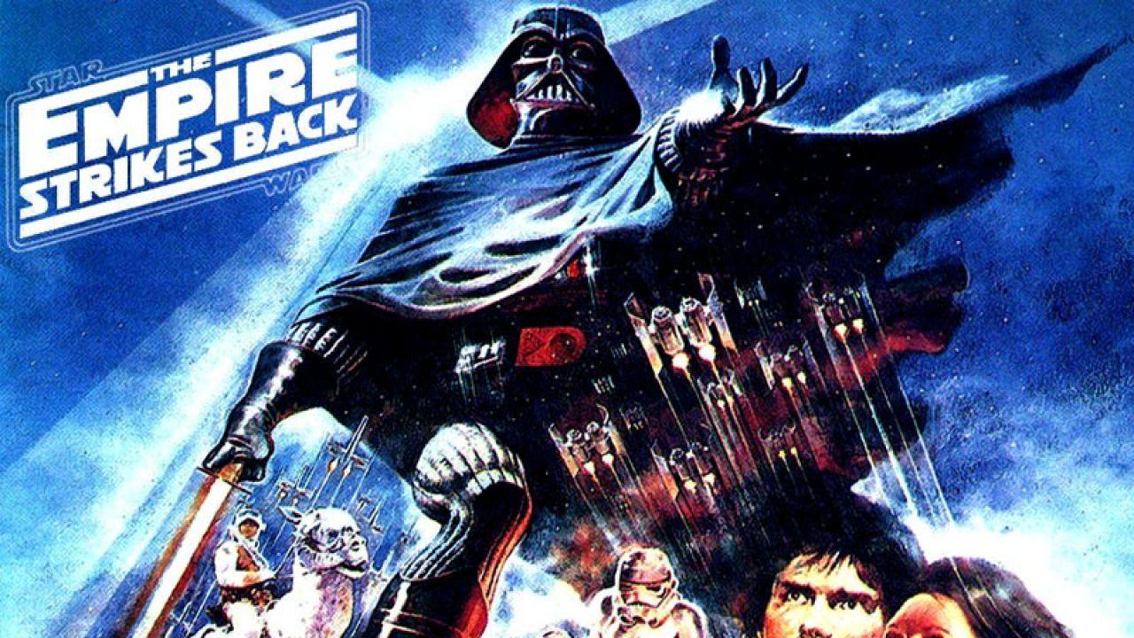 Star Wars, ammiriamo il poster celebrativo per i 40 anni de L'Impero Colpisce Ancora