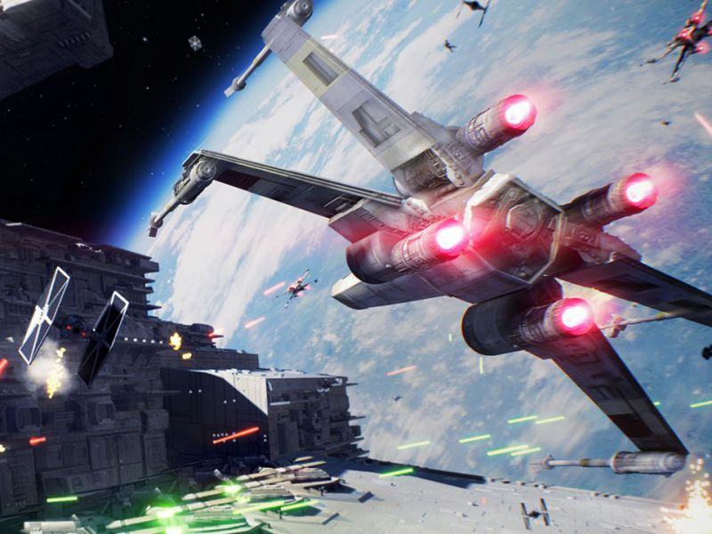 Star Wars Battlefront 2 free on the Epic Store: too many accesses, the servers did not hold up