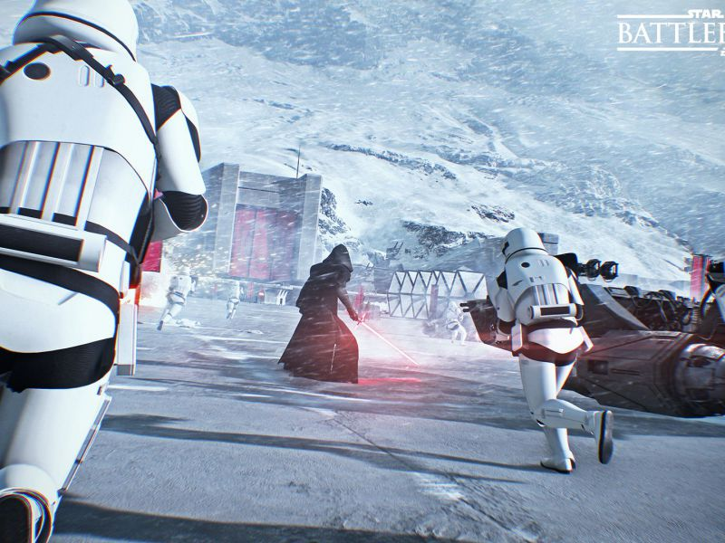 Star Wars Battlefront 2: ricevute le prime key per la Closed Alpha su PC