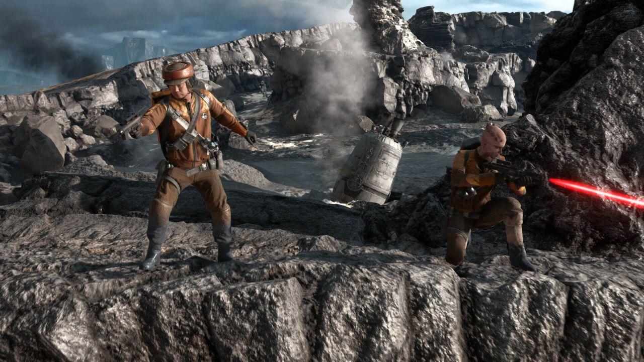 Star Wars Battlefront: 5.000 crediti in regalo per tutti nel weekend
