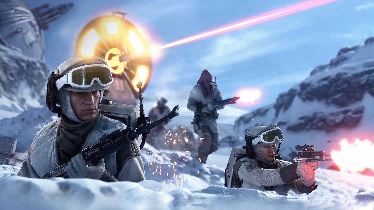 Star Wars Battlefront: analisi del framerate della versione PS4