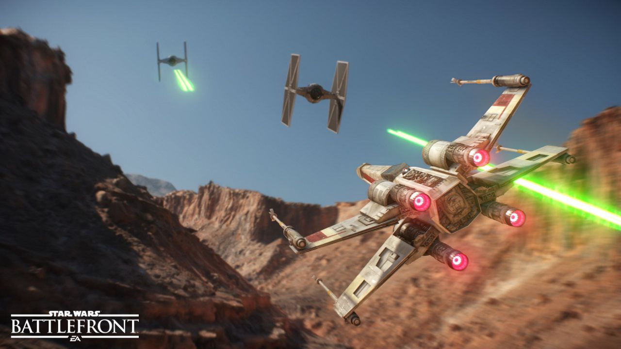 Star Wars Battlefront avrà server dedicati