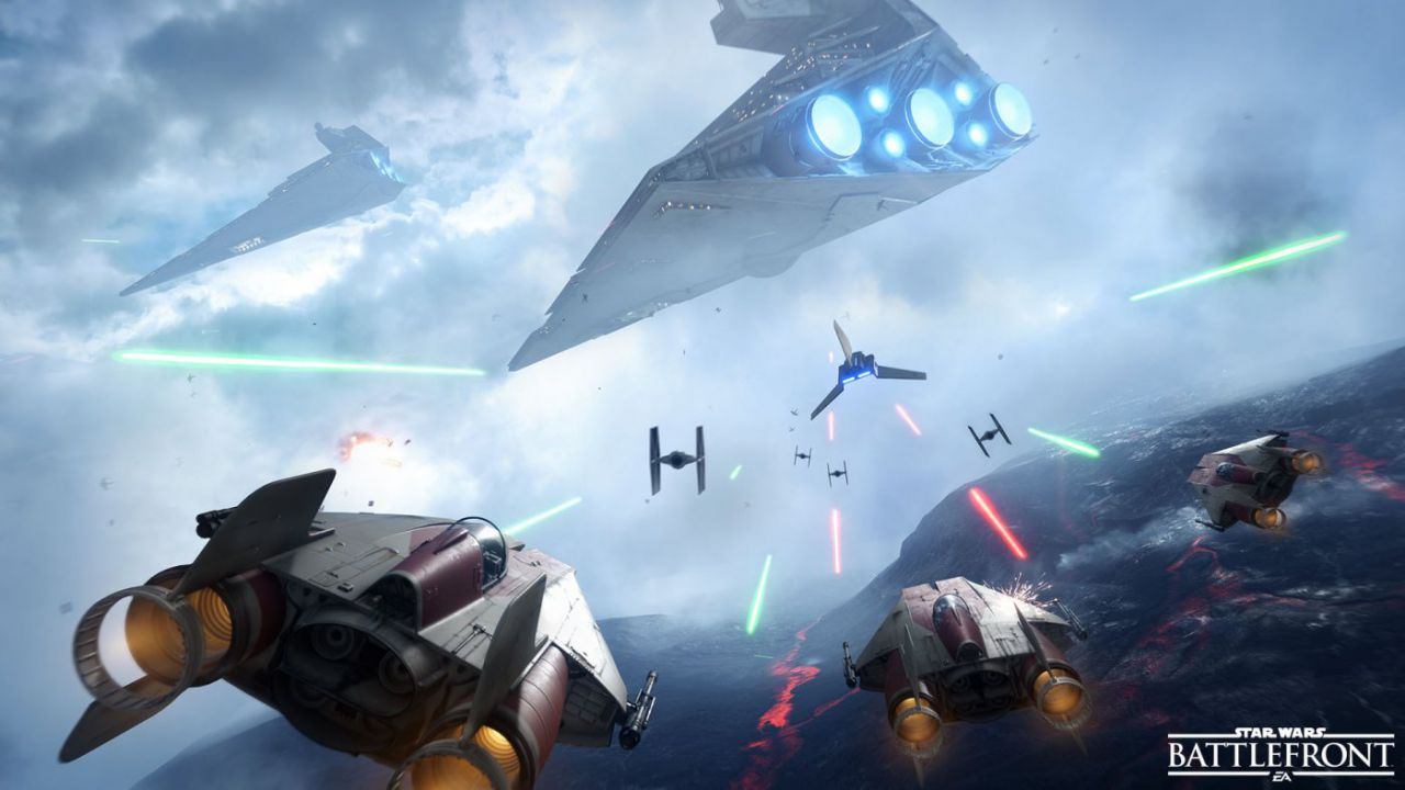 Star Wars Battlefront: la beta giocata in diretta su Twitch - Replica Live 07/10/2015