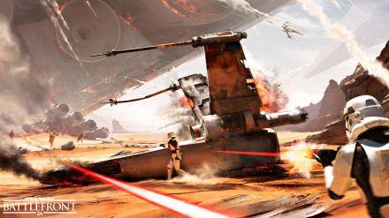 Star Wars Battlefront: confermato l'arrivo di nuovi contenuti gratuiti