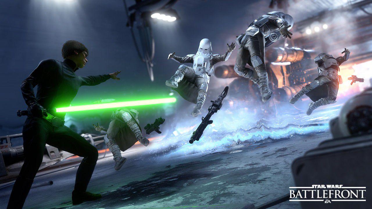 Star Wars Battlefront debutta al primo posto della classifica software giapponese