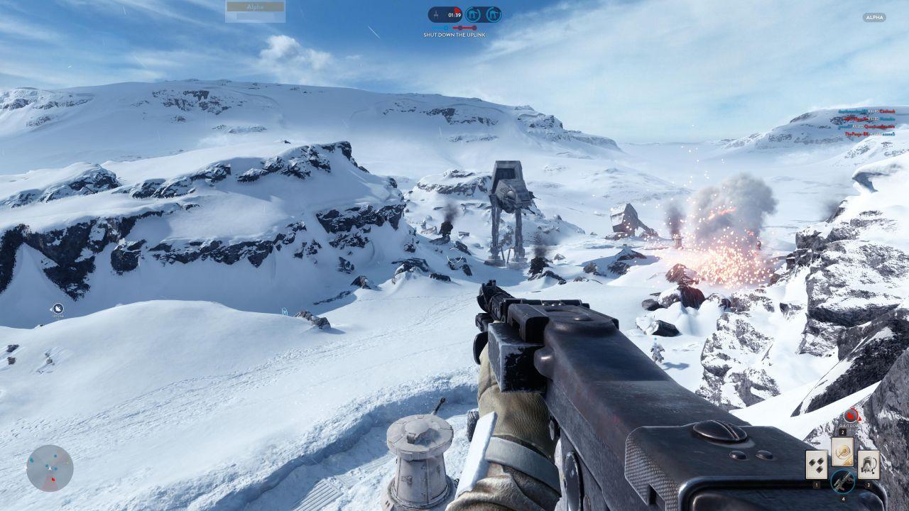 Star Wars Battlefront: Digital Foundry analizza la beta del gioco DICE