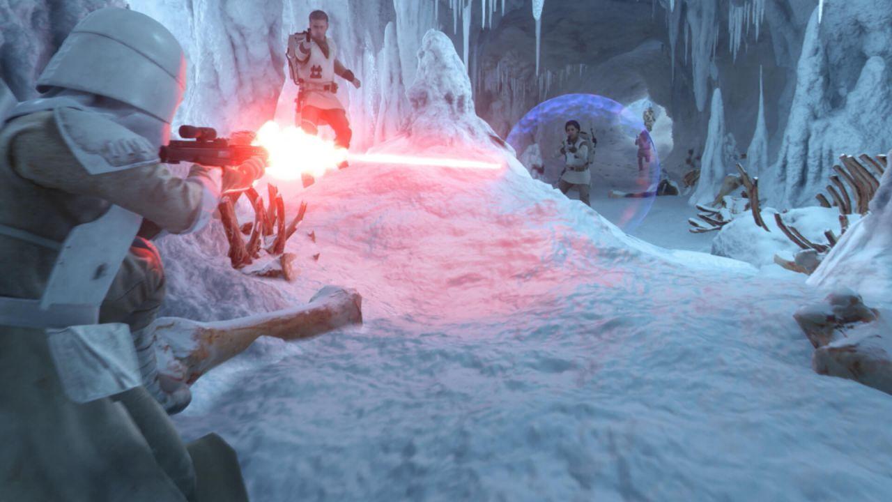 Star Wars Battlefront: ecco l'analisi preliminare di Digital Foundry