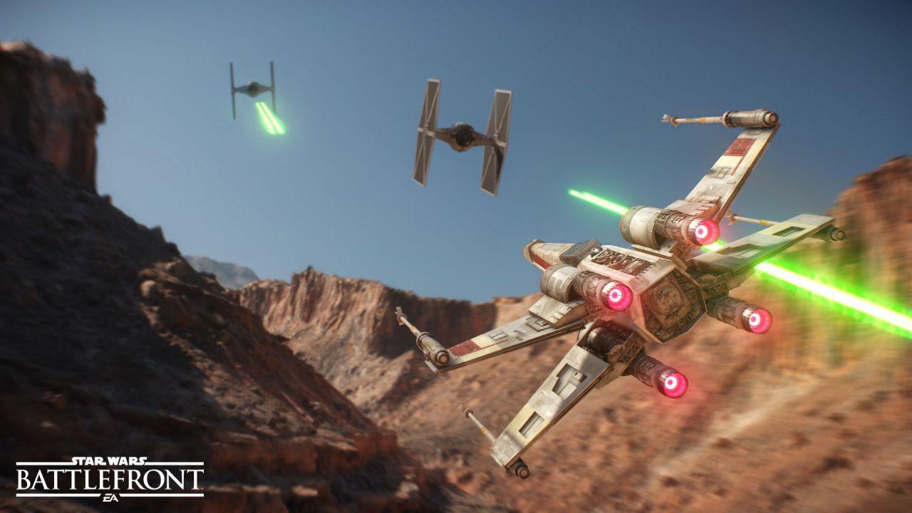 Star Wars Battlefront: ecco un paio di immagini concept art per la Battaglia di Jakku