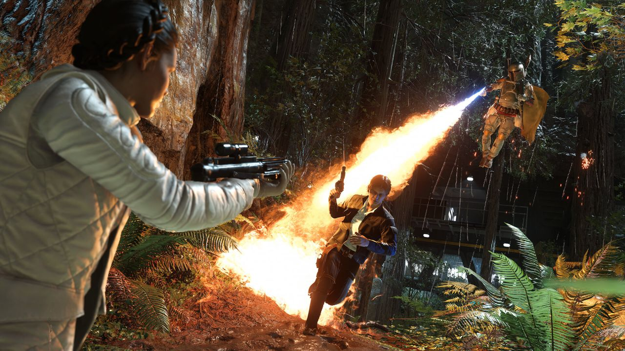 Star Wars Battlefront: ecco per voi una valanga di screenshot