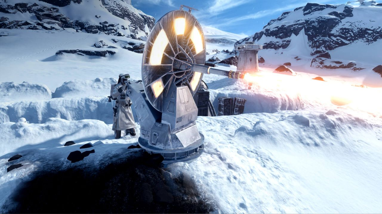 Star Wars Battlefront ha già due patch prima del lancio