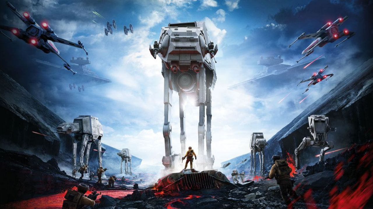 Star Wars Battlefront giocato su Twitch - Replica Live 16/03/2016