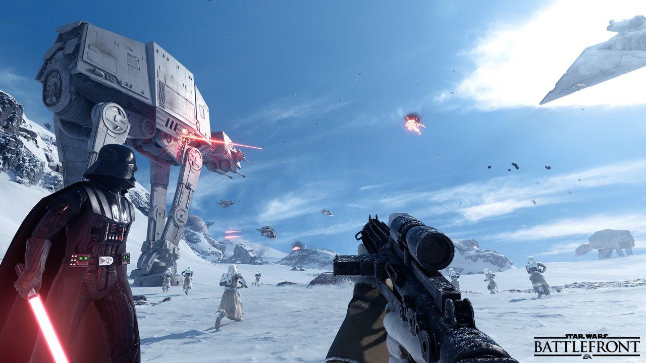 Star Wars Battlefront: in arrivo un'esperienza per PlayStation VR