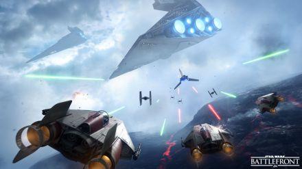 Star Wars Battlefront: la beta giocata in diretta su Twitch - Replica Live 07/10/2015