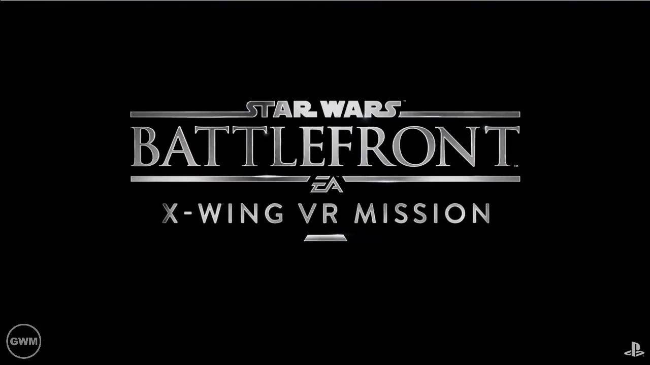 Star Wars Battlefront: novità per la Rogue One X-Wing VR Mission