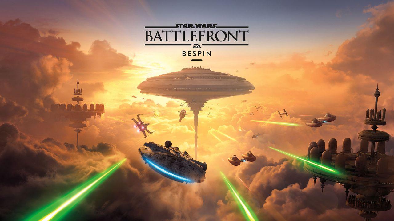 Star Wars Battlefront: periodo di prova gratuito ad agosto per il DLC Bespin
