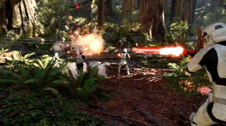 Star Wars Battlefront: Presentata la modalità 'Turning Point' da 40 giocatori