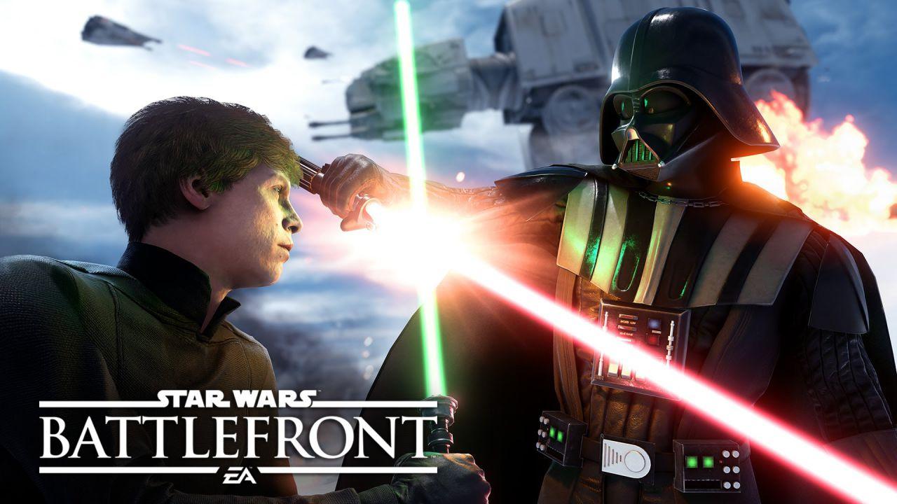 Star Wars Battlefront si aggiorna con una patch da 8 GB