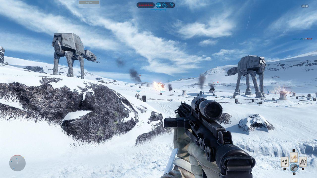 Star Wars Battlefront si farà vivo anche ai prossimi eventi