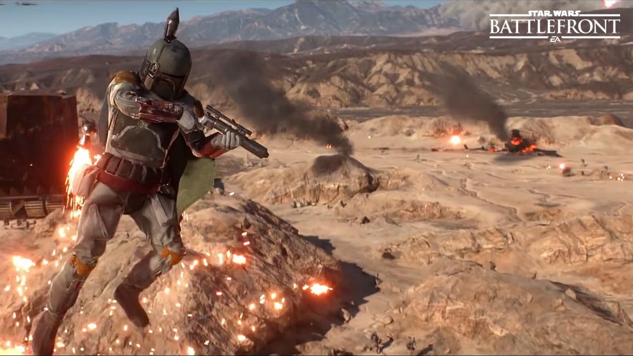 Star Wars Battlefront: Spoiler di Star Wars Il Risveglio della Forza negli avatar dei giocatori