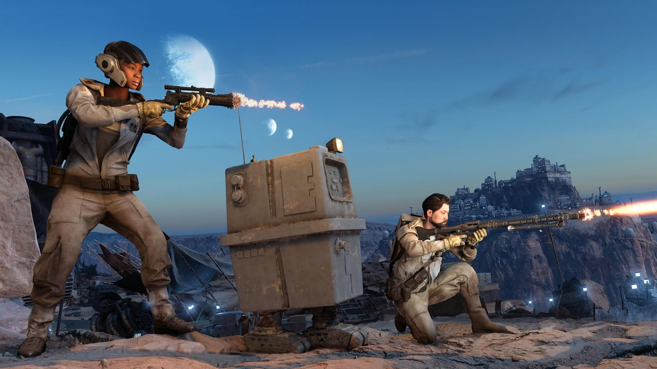Star Wars Battlefront è stato progettato per essere giocabile da tutti