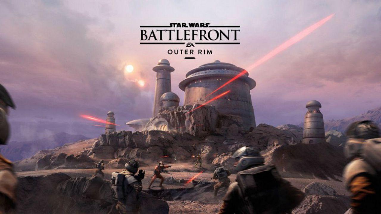 Star Wars Battlefront: svelata la data di uscita del DLC Outer Rim?