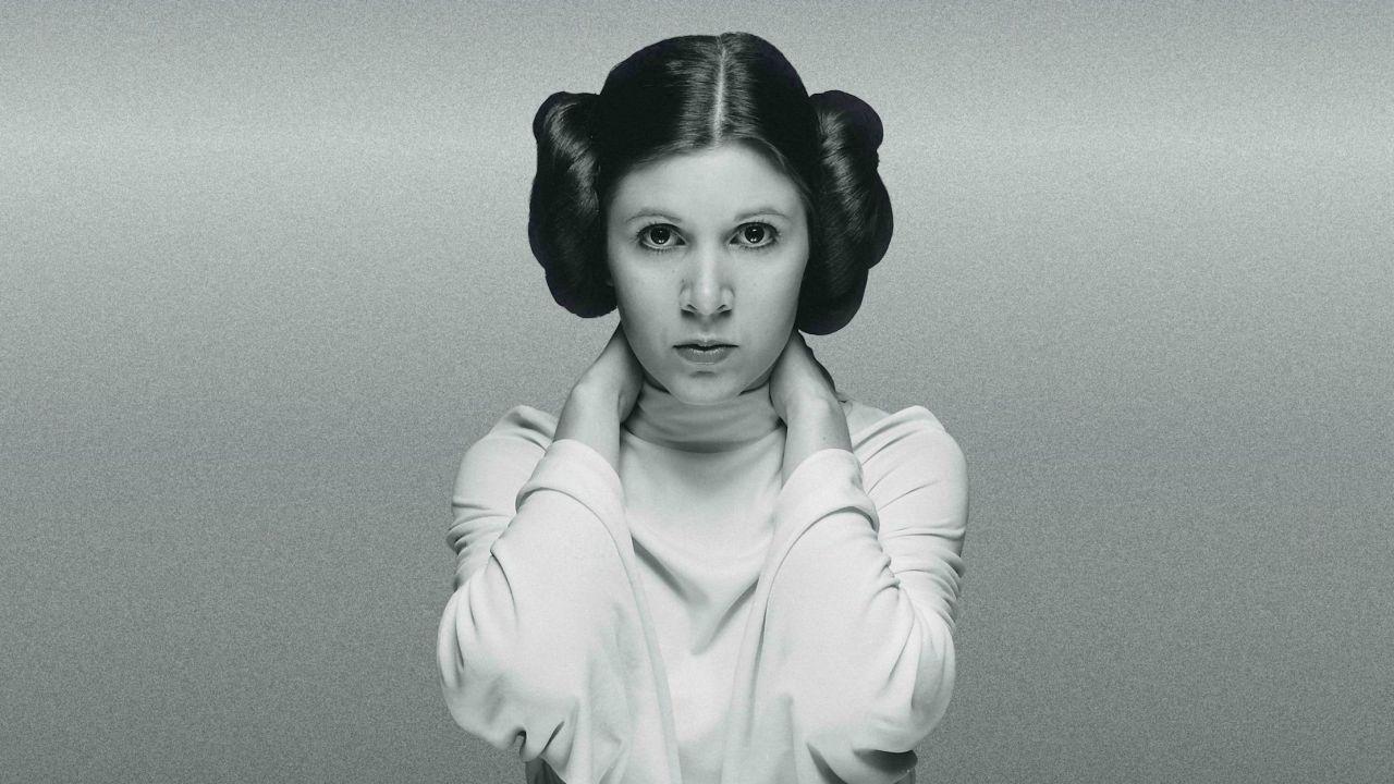 Star Wars: ecco come nacque l'iconica acconciatura della Principessa Leia