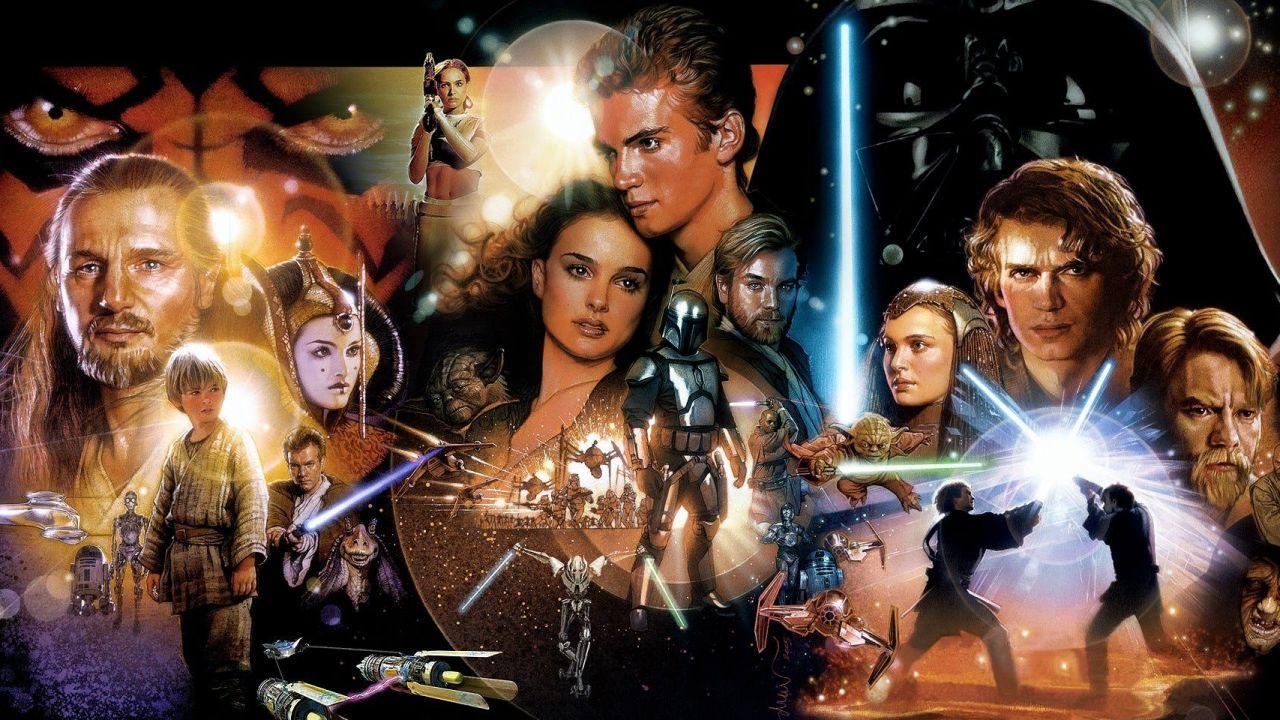 Star Wars, il curioso doppio anniversario de La Minaccia Fantasma e La Vendetta dei Sith