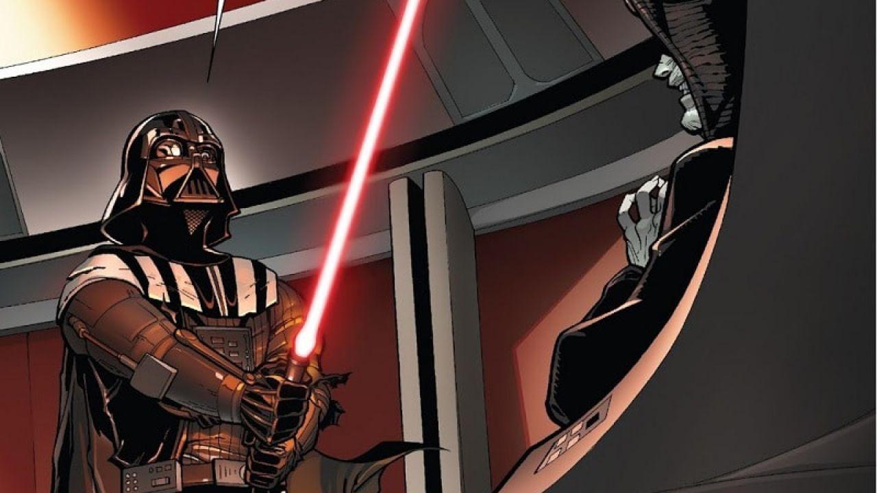 Star Wars: Darth Vader sapeva dell'esistenza del misterioso pianeta Exegol?