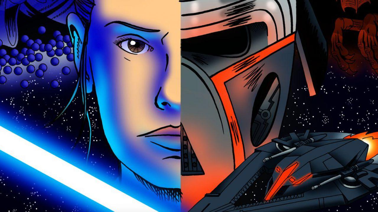Star Wars: Duel of the Fates, l'episodio IX di Colin Trevorrow diventa un webcomic